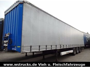 Curtainsider semi-trailer Krone SDP 27 Tautliner , , BPW , XL Code