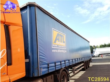 LAG Curtainsides - curtainsider semi-trailer