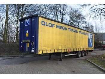 LAG O-3-GT 01 - curtainsider semi-trailer