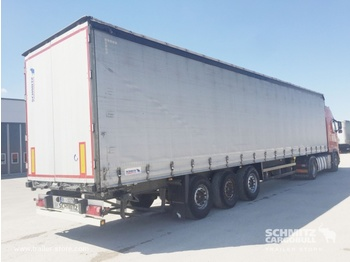 SCHMITZ Curtainsider Standard - curtainsider semi-trailer