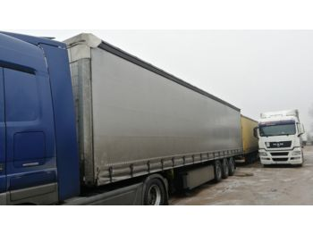 Schmitz Cargobull Top Condition *****Star Standard  - curtainsider semi-trailer