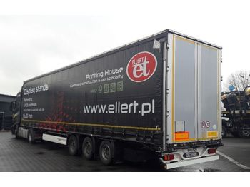 WIELTON NS 3 - curtainsider semi-trailer