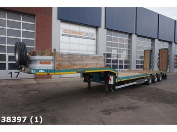 Flatbed semi-trailer Nooteboom OSD-030510P1C