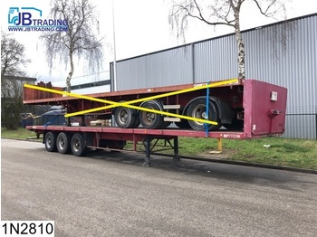 Samro open laadbak - flatbed semi-trailer