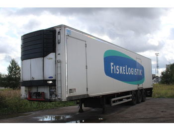 Refrigerator semi-trailer CHEREAU CD38