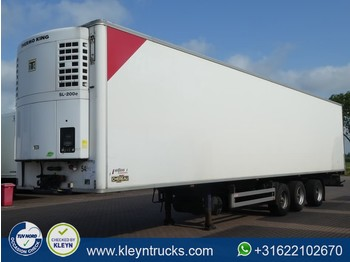 Refrigerator semi-trailer Chereau THERMOKING SL200 last axle steering