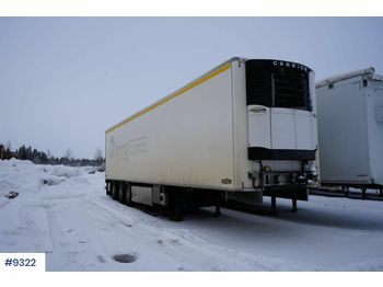 Chereau Thermo trailer - refrigerator semi-trailer