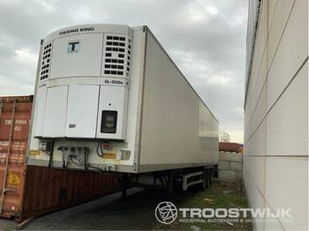 Latre OC38/96BE - refrigerator semi-trailer