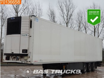 Schmitz Cargobull Bi-/Multitemp 3 axles Tail Lift Vector 1950mt Dividing wall - refrigerator semi-trailer