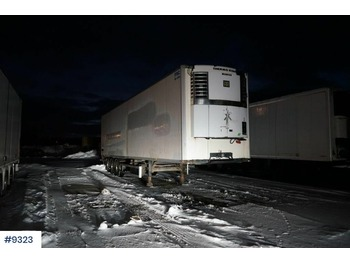 Schweriner Thermo trailer - refrigerator semi-trailer