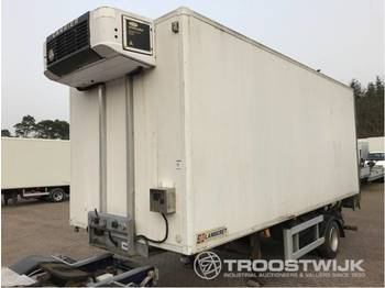 Tracon uden To.1,5-6,7 - refrigerator semi-trailer