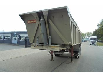 Benalu !!! SPRING SUSPENSION !!! - tipper semi-trailer