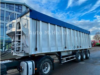 General Trailer 50 m³ kipper Voll Aluminium Liftachse  - tipper semi-trailer