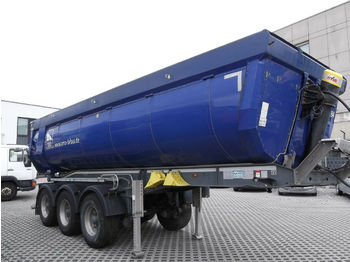 Schwarzmüller SK 25Hardox Thermo  - tipper semi-trailer