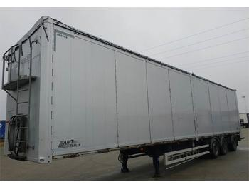 AMT 93 M3 Sideåbninig  - walking floor semi-trailer