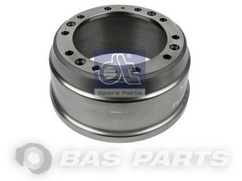 Brake drums DT SPARE PARTS Brake drum 94904: picture 1