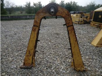 SUSPENSION of front frame AWR00399 - cab suspension