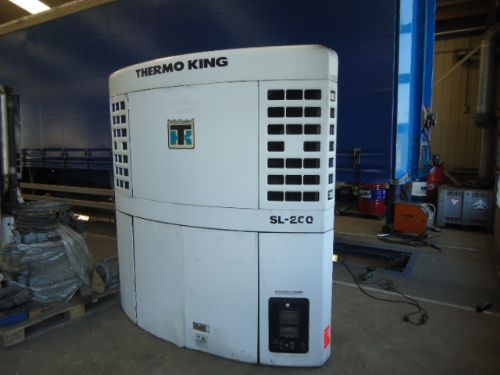 Thermo King Thermoking SL 200 cooling system for sale at Truck1