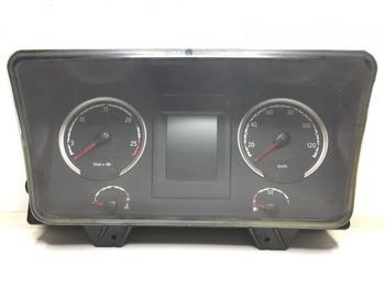 Dashboard SCANIA: picture 1