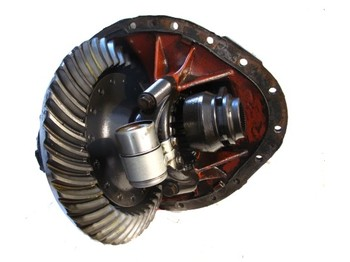 CONTRIBUTION OF THE BRIDGE 2.75 BLOCKADE DAF XF 105 2000 - differential gear