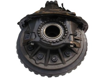 CONTRIBUTION OF THE MOSTU R 560 SCANIA 4 R - differential gear