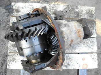 CONTRIBUTION OF THE MOSTU RP832 SCANIA - drive axle