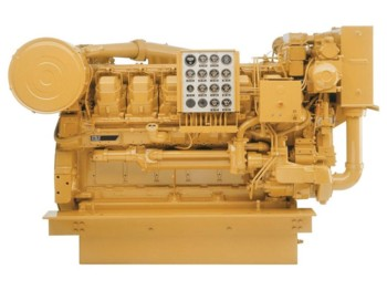 Caterpillar 3512 - Marine Propulsion 900 kW - DPH 104609 - engine
