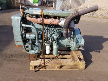 DAF 1160 - engine