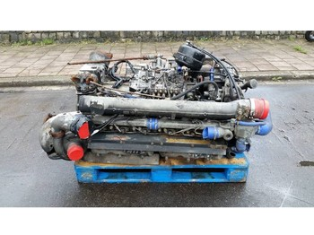 DAF 75 - engine