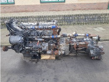DAF WS268M - engine
