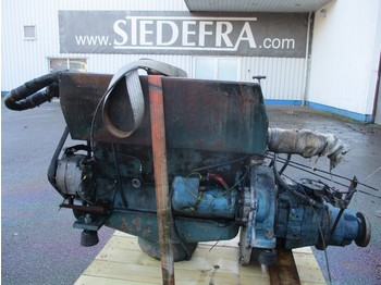 Mercedes-Benz OM 312 Engine + ZF gear box - engine