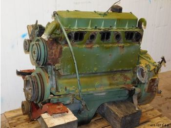 Engine Motor OM 366.VII 366.905 6,0 Ltr. 92 KW 125 PS Mercedes-Benz 914 (411-137 2-4-0)