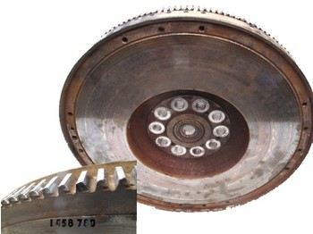 THE DAF XF 95 EURO 3 FLYING CIRCLE - flywheel