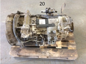Gearbox Mercedes-Benz G 211 - 16, Manual gearbox