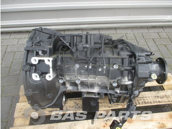 ZF RENAULT 6AS1000 TO Midlum  Euro 4-5 Renault 6AS1000 TO Gearbox - gearbox