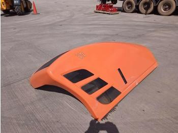 Unused Bonnet to suit JLG Telehandler - hood