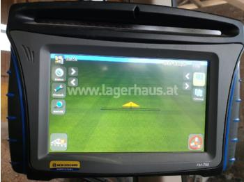 NEW HOLLAND FM 750 - navigation system
