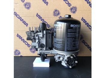 Oil filter New SCANIA