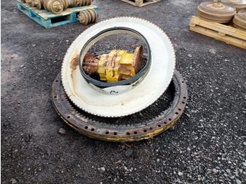 Slew Motor, Ring Gear, Centre Joint Motor to suit Komatsu PC210 - swing motor