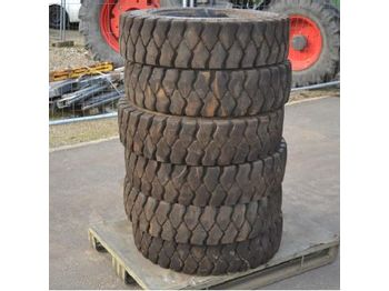 8.25-15 Forklift Tyres (6 of) - tires