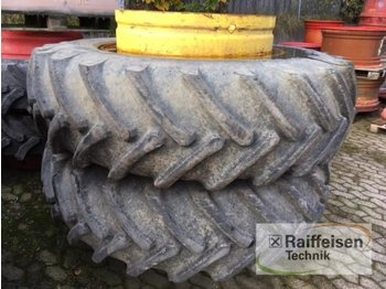 Alliance Zwillingsräder 20.8R - tires