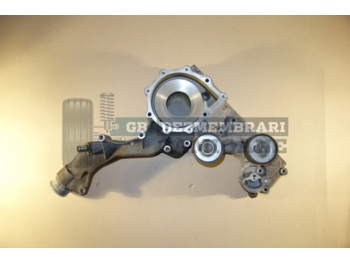 MAN TGS , TGX , TGA - water pump/ thermostat