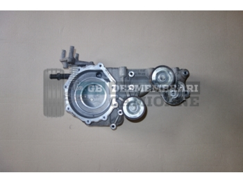 MAN TGX - water pump/ thermostat