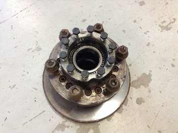 DAF Wheel hub Rear LF 1407582 - wheel hub