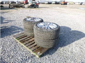 qty of wheel - wheels/ tires