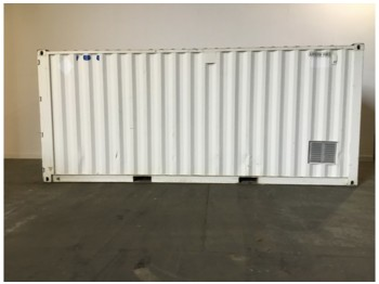 Container 20Ft Kitchen Sanitation Container
