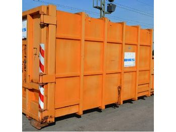 LOT # 1614 -- Ries SP200 - container