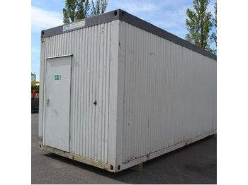 LOT # 1635 -- Office Container - container