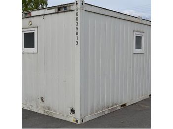 LOT # 5437 -- 2011 20Ft Welfare Container - container