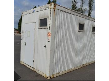 LOT # 5442 -- 2005 20Ft Welfare Container - container